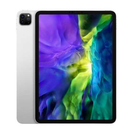 """iPad PRO 11"""" - 128GB SILVER ricondizionato usato IPADPRO11SILVER128CELLWIFI2A"""