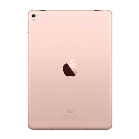 iPad PRO 9.7 - 256GB ROSE GOLD
