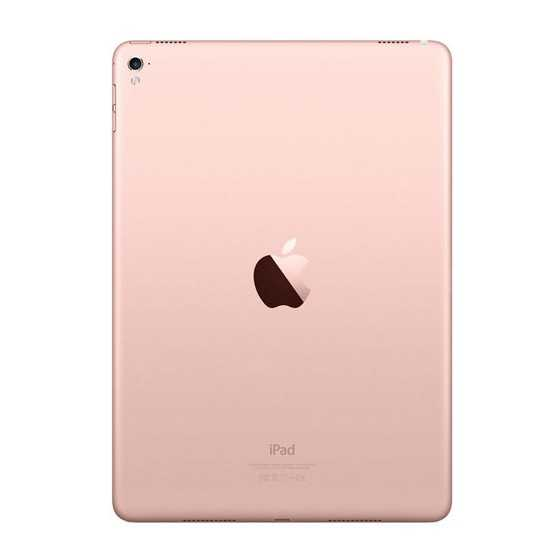 iPad PRO 10.5 - 256GB ROSE GOLD