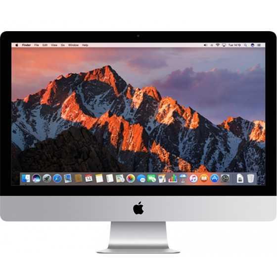 "iMac 27"" 5K Retina 3.8GHz i5 48GB RAM 3TB Fusion Drive - Fine 2017"