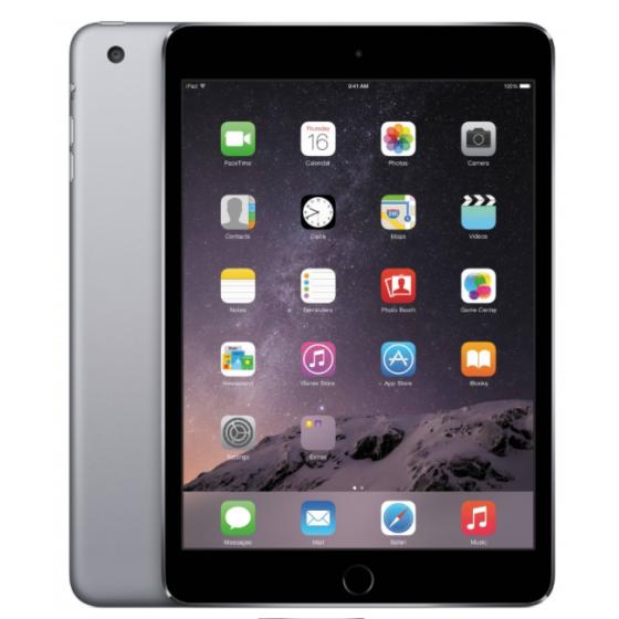 iPad mini4 - 64GB NERO