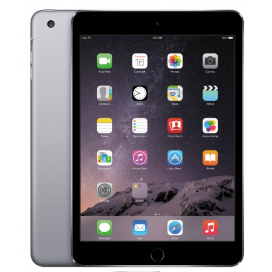 iPad mini4 - 64GB NERO