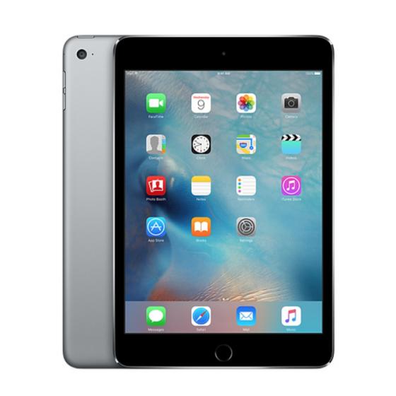 iPad mini2 - 16GB NERO ricondizionato usato IPADMINI2NERO16WIFIA+