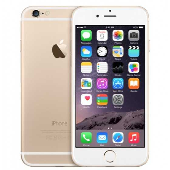 GRADO A 128GB GOLD - iPhone 6