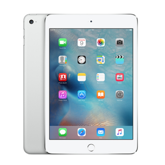 iPad mini2 - 64GB SILVER