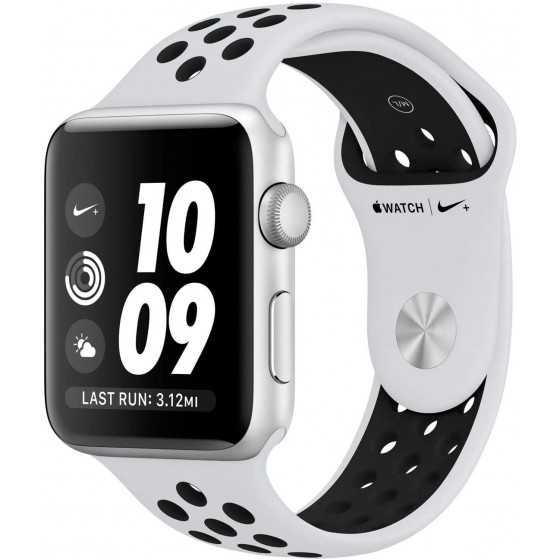 Apple Watch 3 Nike+ - SILVER