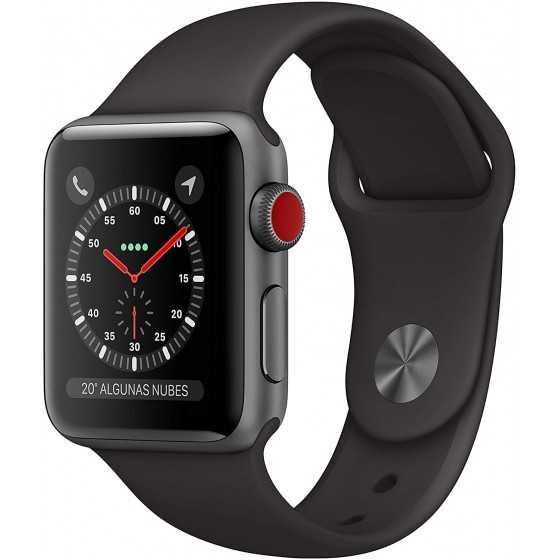 Apple Watch 3 - NERO