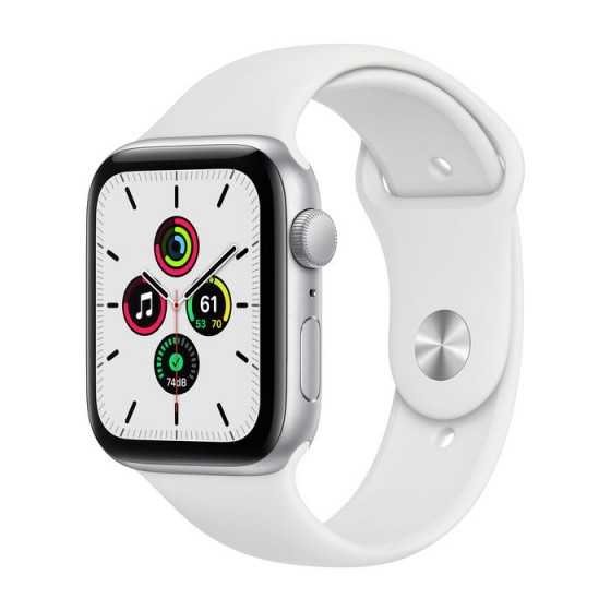Apple Watch SE - Argento