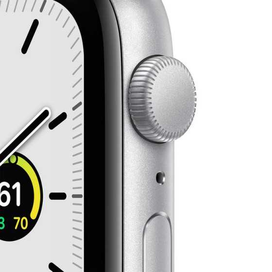Apple Watch SE - Argento