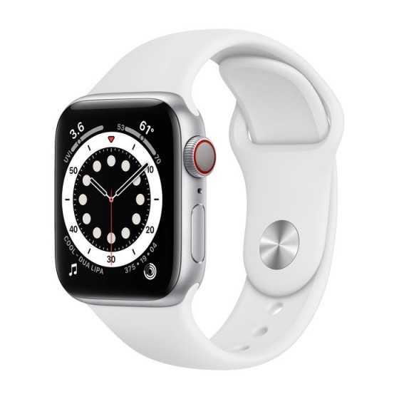 Apple Watch 6 - Argento ricondizionato usato AWS640MMGPS+CELLULARARGENTO-A+