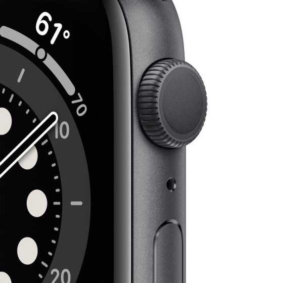 Apple Watch 6 - Grigio Siderale