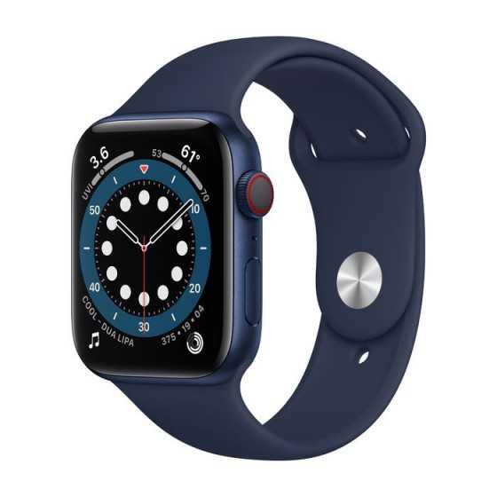 Apple Watch 6 - Azzurro
