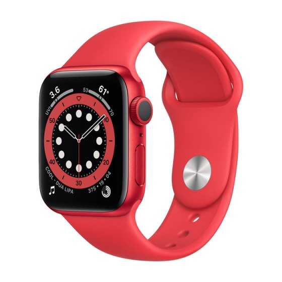 Apple Watch 6 - PRODUCT Red ricondizionato usato AWS640MMGPSRED-A