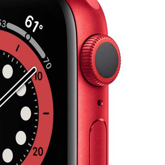 Apple Watch 6 - PRODUCT Red