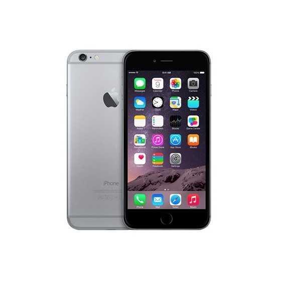GRADO B 128GB NERO - iPhone 6 PLUS ricondizionato usato