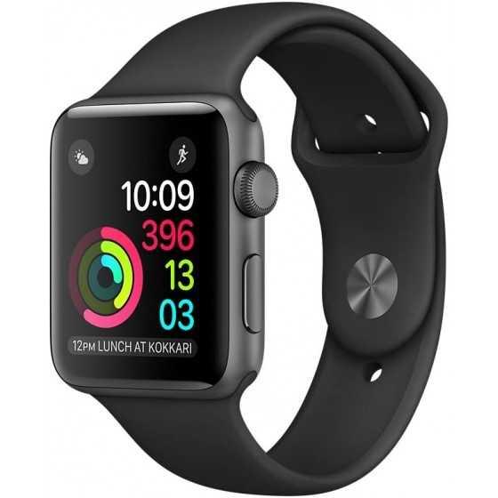 Apple Watch 2 - NERO ricondizionato usato WATCHS2NERO42SPORTGPSB