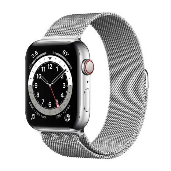 Apple Watch 6 - Argento