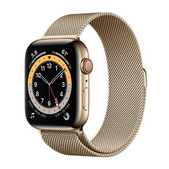 Apple Watch 6 - Oro
