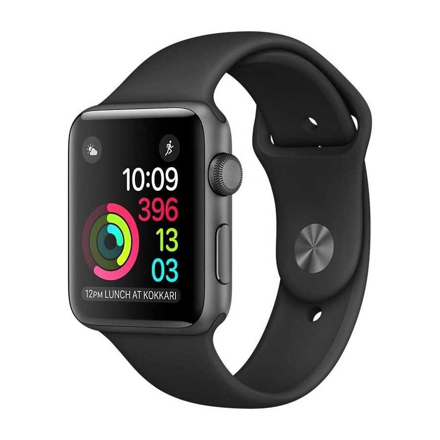 Apple Watch 2 - NERO ricondizionato usato WATCHS2NERO38SPORTGPSA+