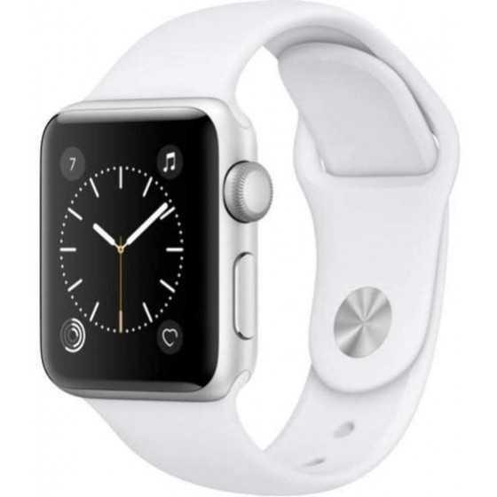 Apple Watch 2 - SILVER ricondizionato usato WATCHS2SILVER38SPORTGPSAB