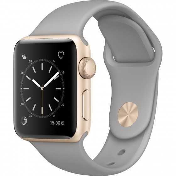 Apple Watch 2 - GOLD ricondizionato usato WATCHS2GOLD38SPORTGPSAB