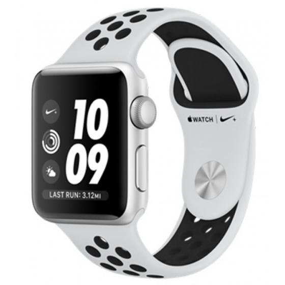 Apple Watch 2 Nike+ - SILVER ricondizionato usato WATCHS2SILVER38SPORTNIKEGPSB