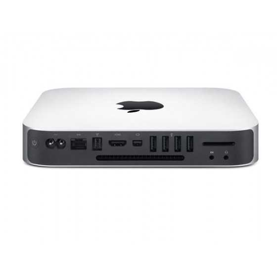 MAC MINI 2.4GHz Core 2 Duo 2GB ram HDD 320GB - Metà 2010 ricondizionato usato MACMINI