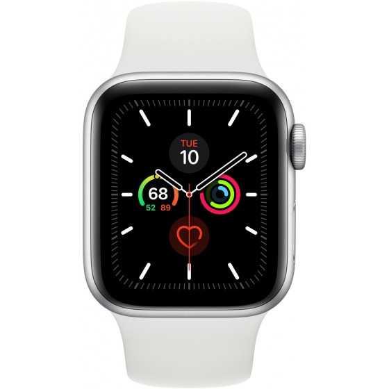 Apple Watch 5 - Silver