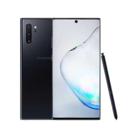 Galaxy Note 10 Plus 5G 256GB ricondizionato usato GALAXYNOTE10PLUSNERO-B