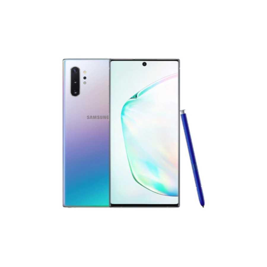 Galaxy Note 10 Plus 5G 256GB ricondizionato usato GALAXYNOTE10PLUSSILVER-A