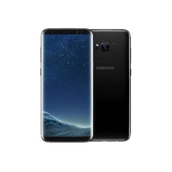 GALAXY S8 64gb Midnight Black ricondizionato usato GALAXYS864GBNERO-C