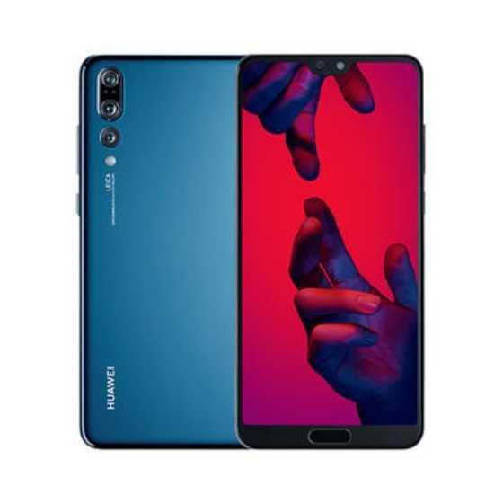 Huawei P20 PRO 128GB Blu ricondizionato usato P20PRO128GBBLU-AB