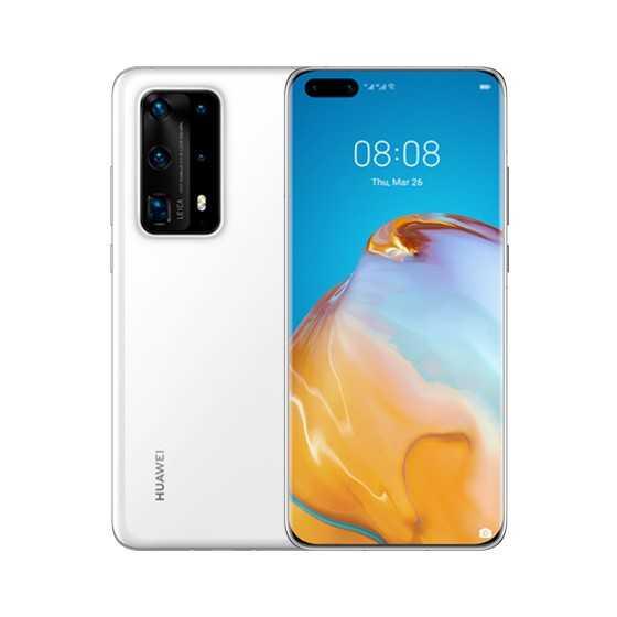 Huawei P40 Pro - 256GB Ice White ricondizionato usato P40PRO256GBBIANCO-B