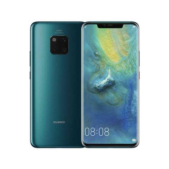 Huawei Mate 20 Pro 128GB Emerald Green ricondizionato usato MATE20PRO128GBVERDE-AB