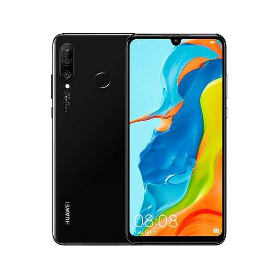 Huawei P30 Lite 64GB Midnight Black