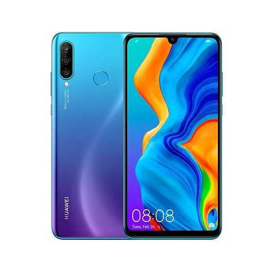 Huawei P30 Lite 64GB Peacock Blue