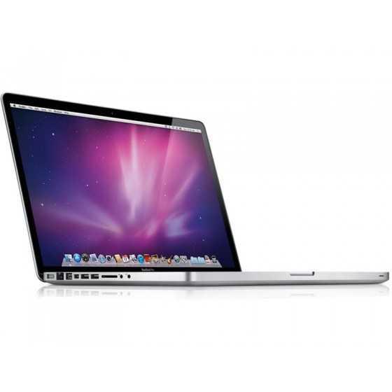 "MacBook PRO 17"" 2,4GHz i7 8GBram 750GB SATA - Fine 2011"