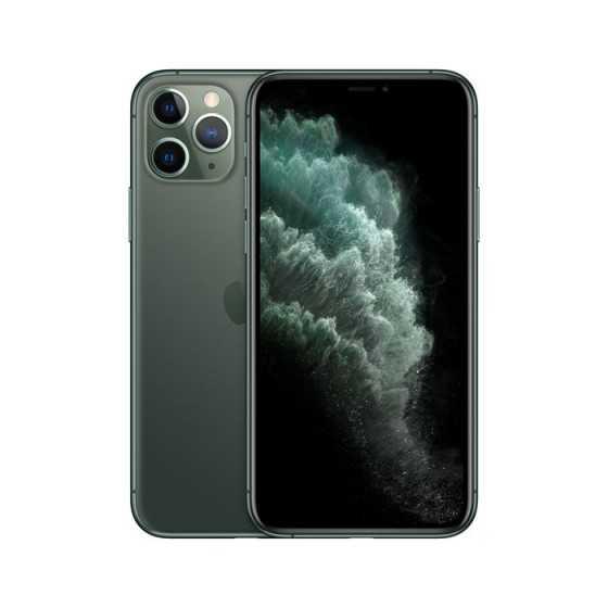 iPhone 11 Pro Max - 64GB VERDE