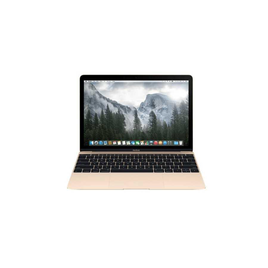 """MacBook 12"""" Retina 1,1GHz Intel Core M 8GB ram 256GB SSD - Inizi 2015 ricondizionato usato MACBOOK12RETINA"""