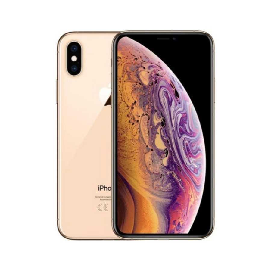 iPhone XS Max - 512GB GOLD ricondizionato usato IPXSMAXGOLD512A