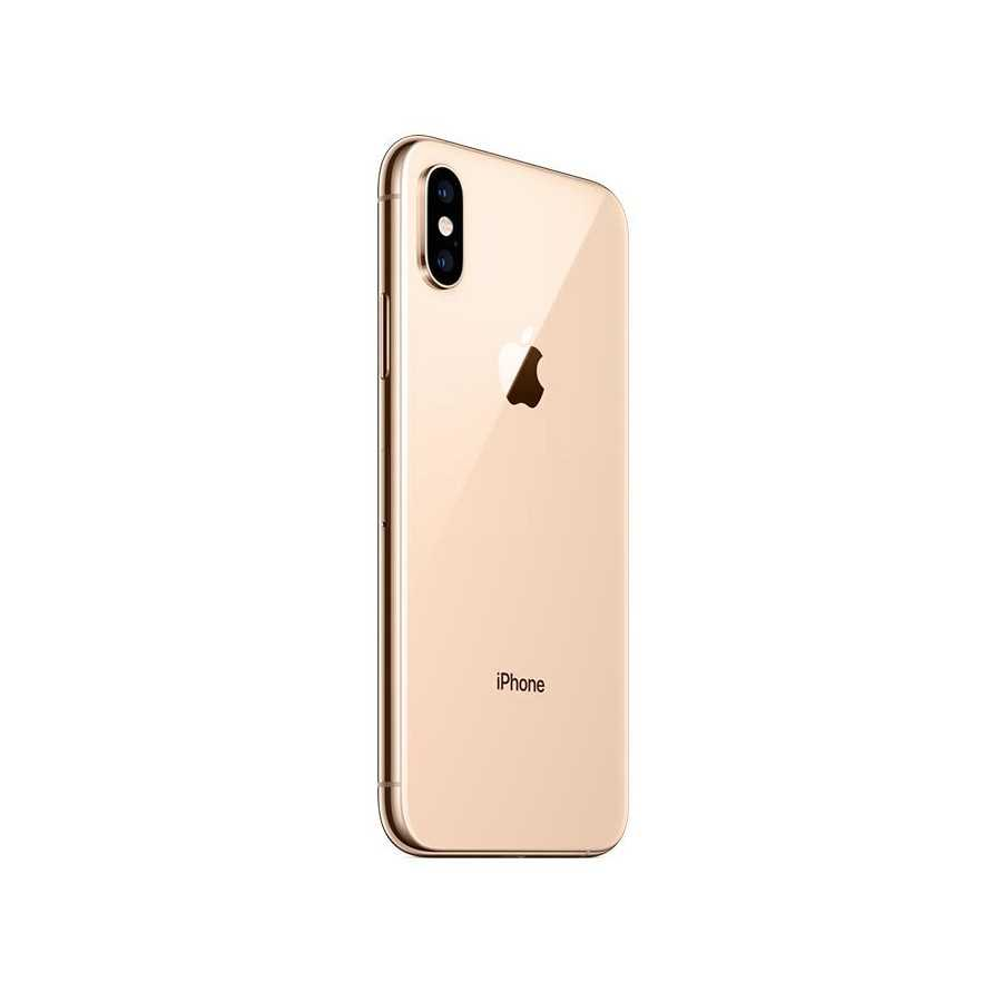 iPhone XS - 64GB GOLD ricondizionato usato IPXSGOLD64C