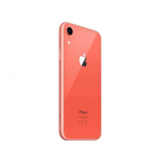 iPhone XR - 128GB CORALLO