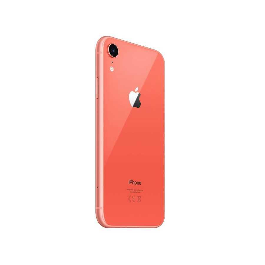 iPhone XR - 256GB CORALLO ricondizionato usato IPXRCORALLO256A+