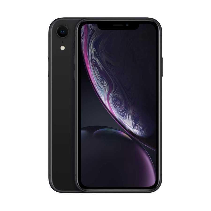 iPhone XR - 256GB NERO ricondizionato usato IPXRNERO256B
