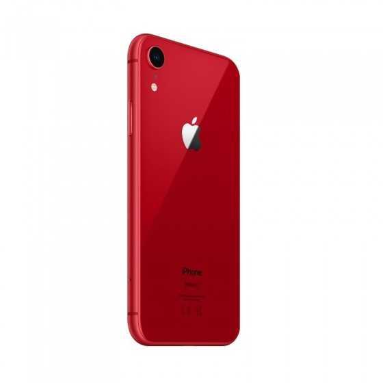 iPhone XR - 256GB RED® ricondizionato usato IPXRRED256A