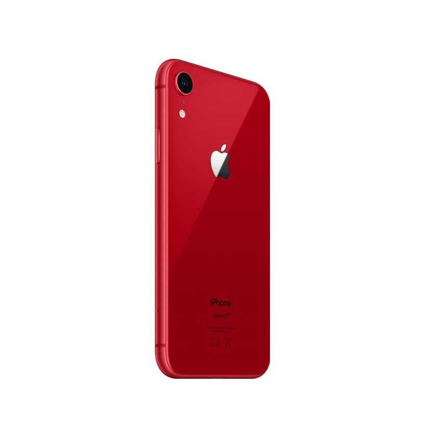 iPhone XR - 256GB RED® ricondizionato usato IPXRRED256A+