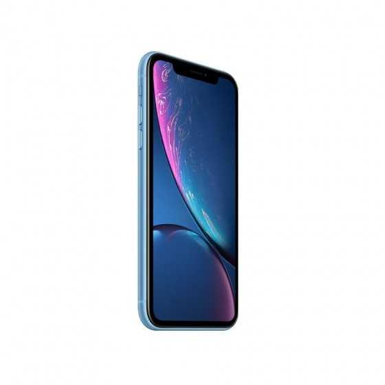 iPhone XR - 256GB BLU ricondizionato usato IPXRBLU256A+