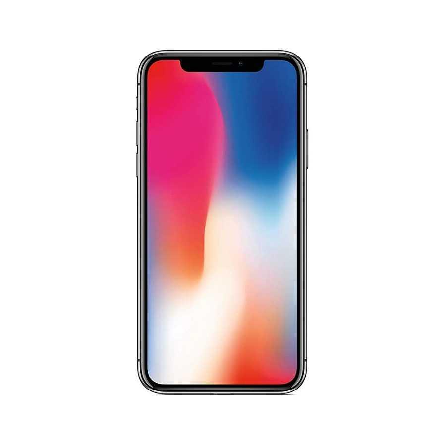 iPhone X - 256GB NERO ricondizionato usato IPXNERO256B