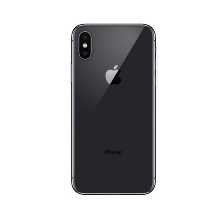 iPhone X - 64GB NERO ricondizionato usato IPXNERO64A+