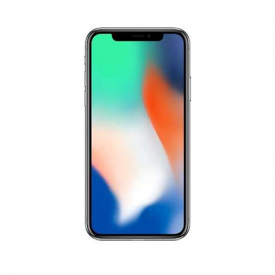 iPhone X - 256GB SILVER